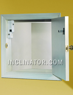 Inclinator_Homewaiter_Swing_Door