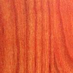 cherry vinyl panel