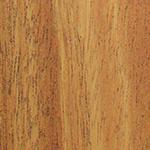 mahogany hardwood gate panel