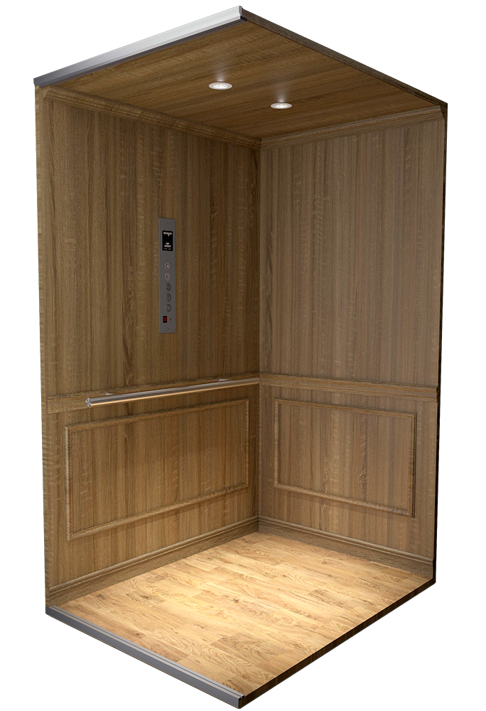 Home Elevator Cabs Traditional Amp Contemporary Styles