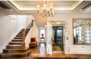 Elegant Home Elevator