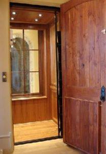 wood elevator
