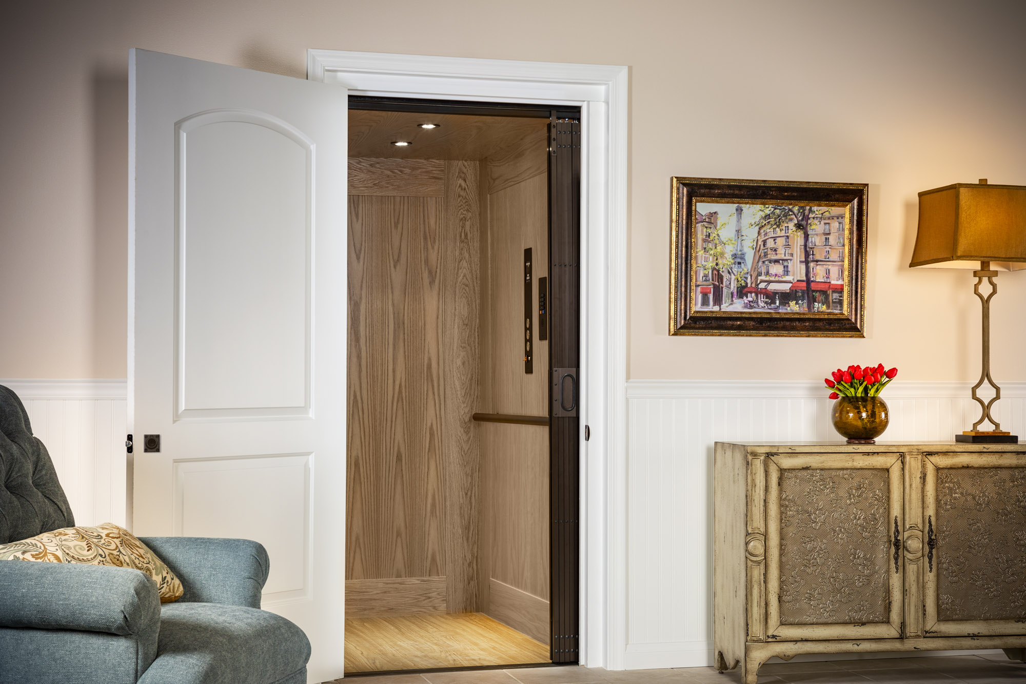 Home Elevator vs Stair Lifts - Pros and Cons | Inclinator
